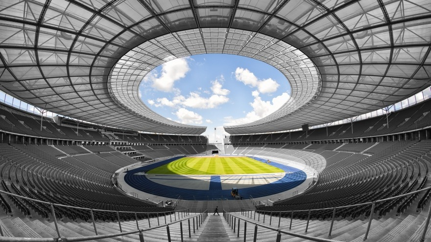 The ISTAF at the Berlin Olympia stadium 2343aff187