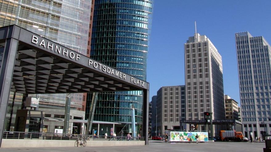 Potsdamer Platz Square Relexa Hotel Berlin