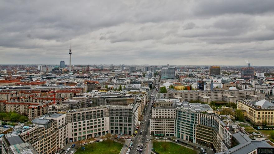 Der Berliner Fernsehturm Relexa Hotel Berlin