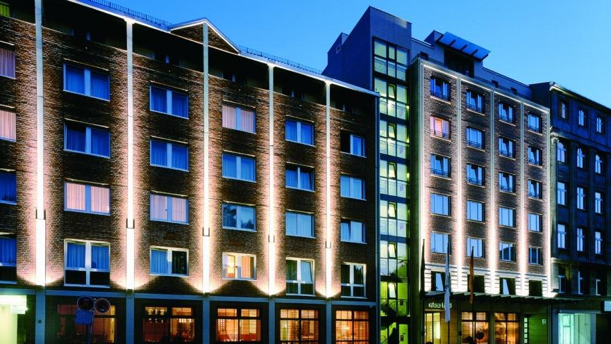 Anhalter Str Berlin Hotel