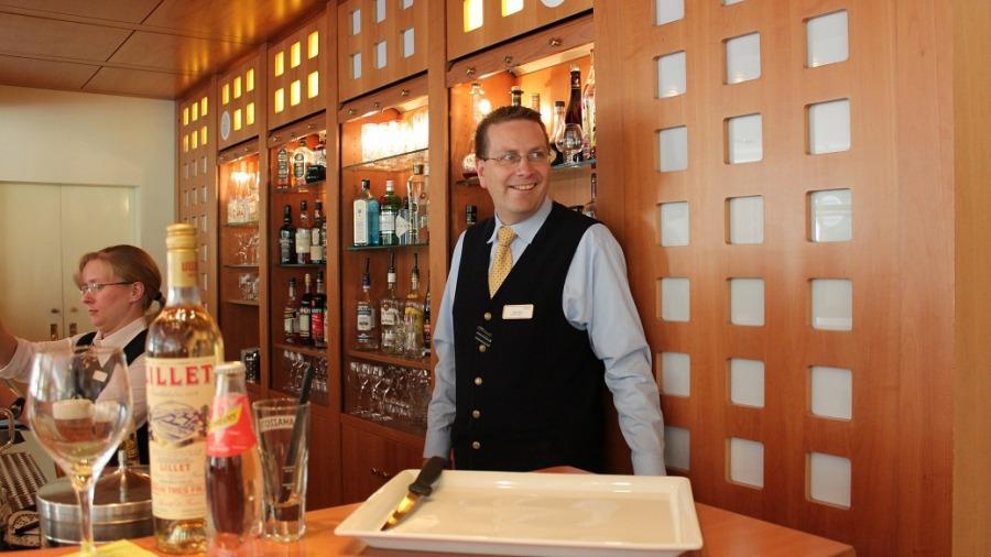 Lillet berry ein sommerlicher cocktail for Trendige hotels berlin